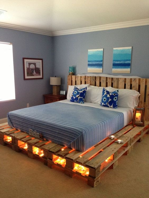 Diy Platform Bed Ideas Part - 21: Do It Yourself Platform Bed Plans And Ideas