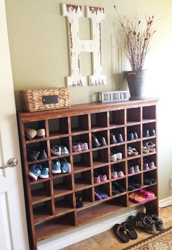Captivating Ideas How To Create DIY Shoe Closet Shelves