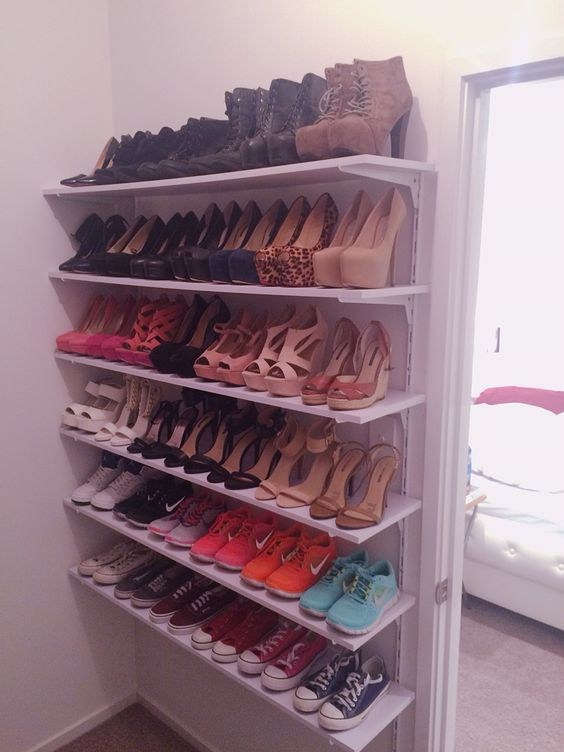 32 Fantastic Closet Storage Hacks You 39 Ve Never Thought Of