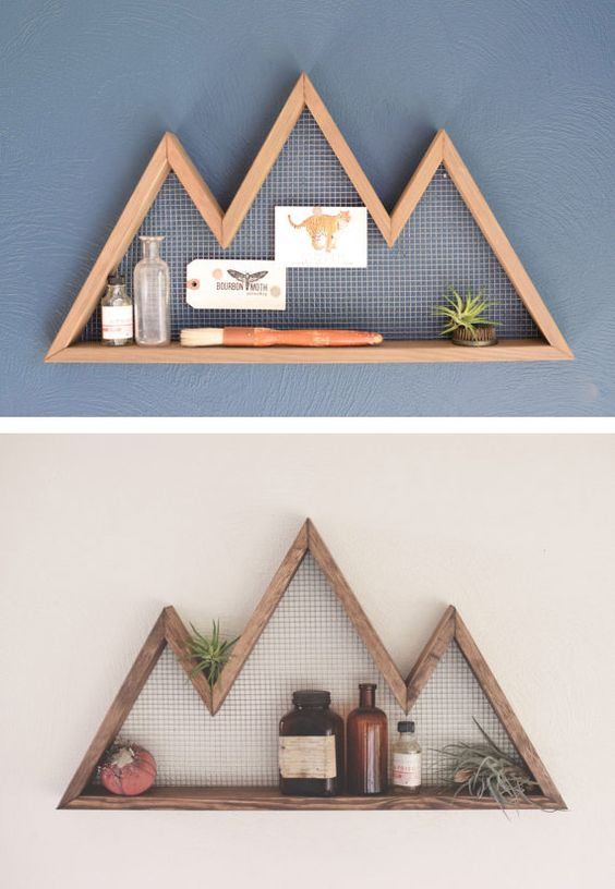 TOP 10 Unique DIY Shelves Cozy