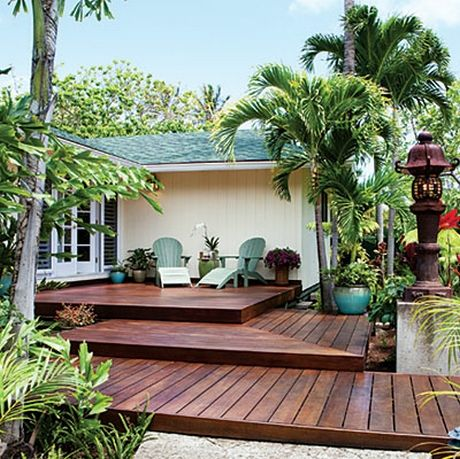 Diy Decking Ideas And Plans For The Beginners