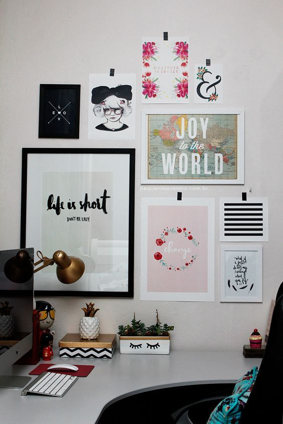 Home Office Organizer Tips For DIY Home Office Organizing