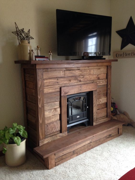 DIY Fireplaces – How To Make Your Own Fireplace Easily