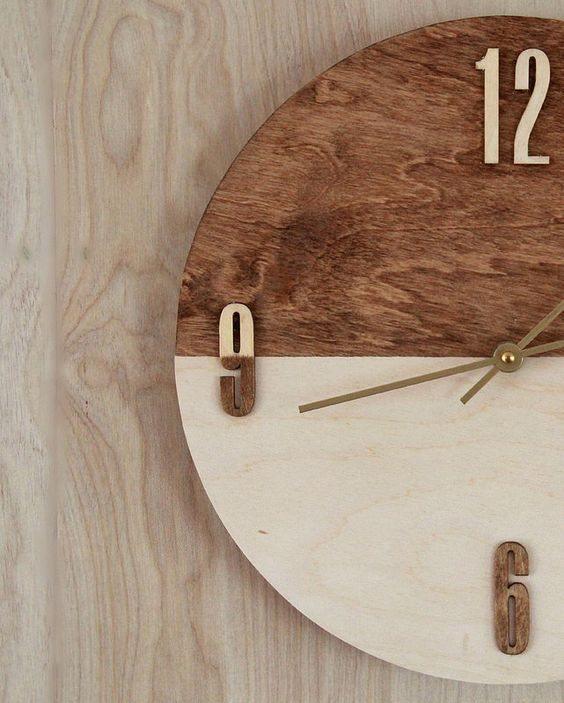 Unique Wall Clocks Getting Your One Of A Kind DIY Clock Cozy DIY